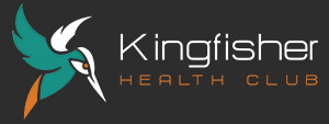 Welcome to Kingfisher Health Club Logo